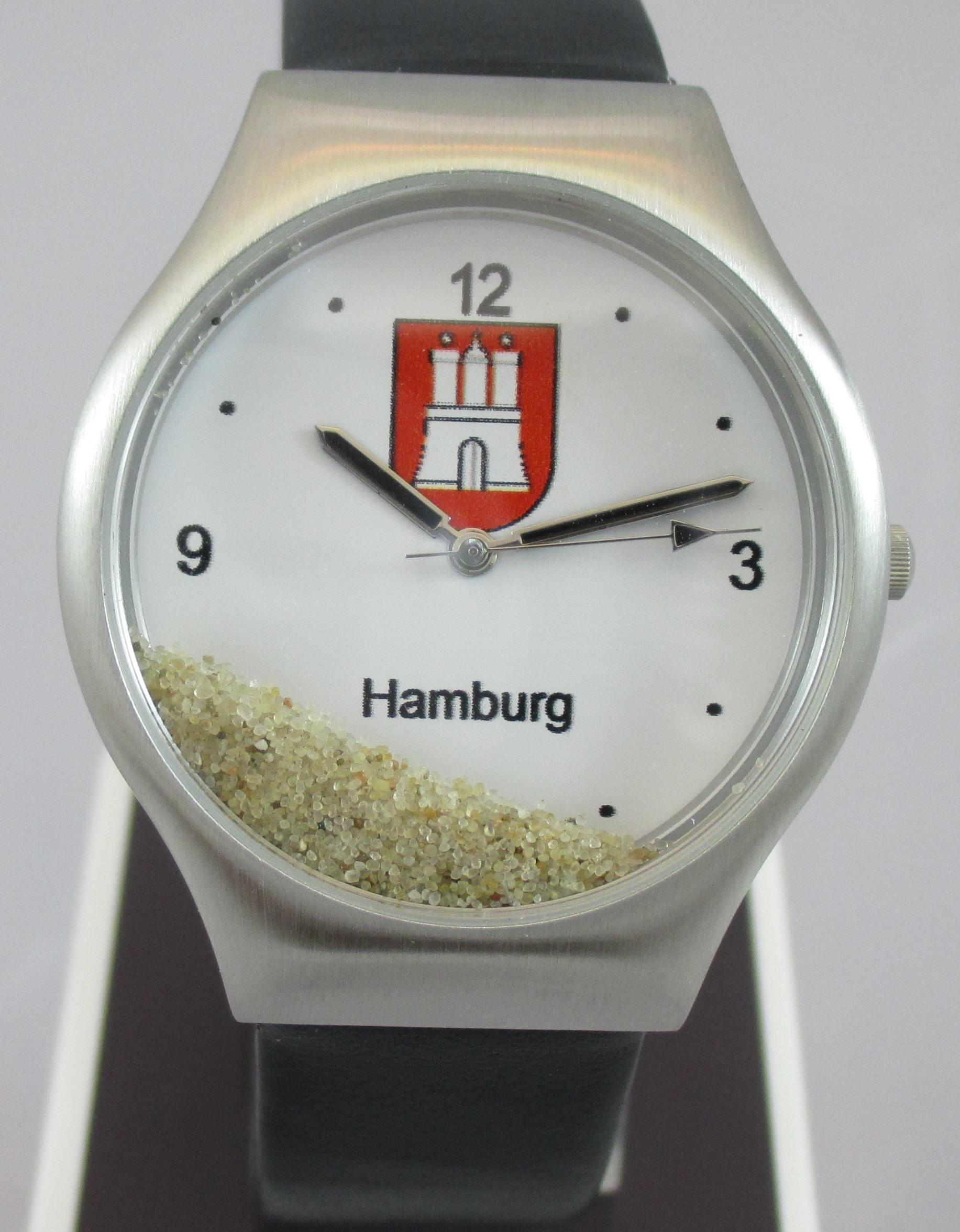 Hamburguhr Elbsand
